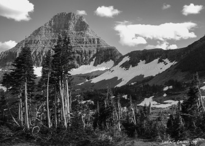 Logan Pass No. 1
