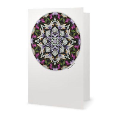 Lotus Hug Card