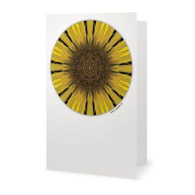 Sharing Abundance Card