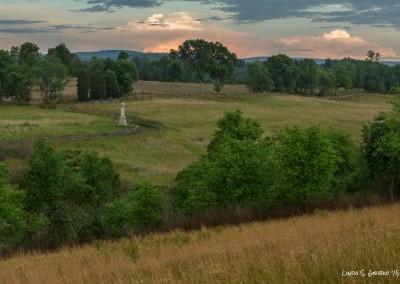 Confederate High Ground