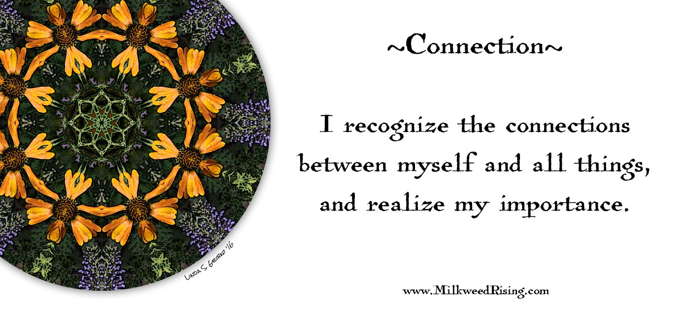 Connection Affirmation Card