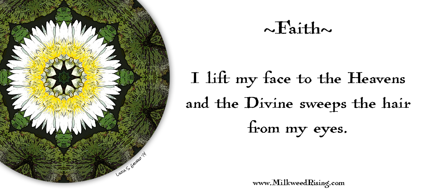 Faith Affirmation Card