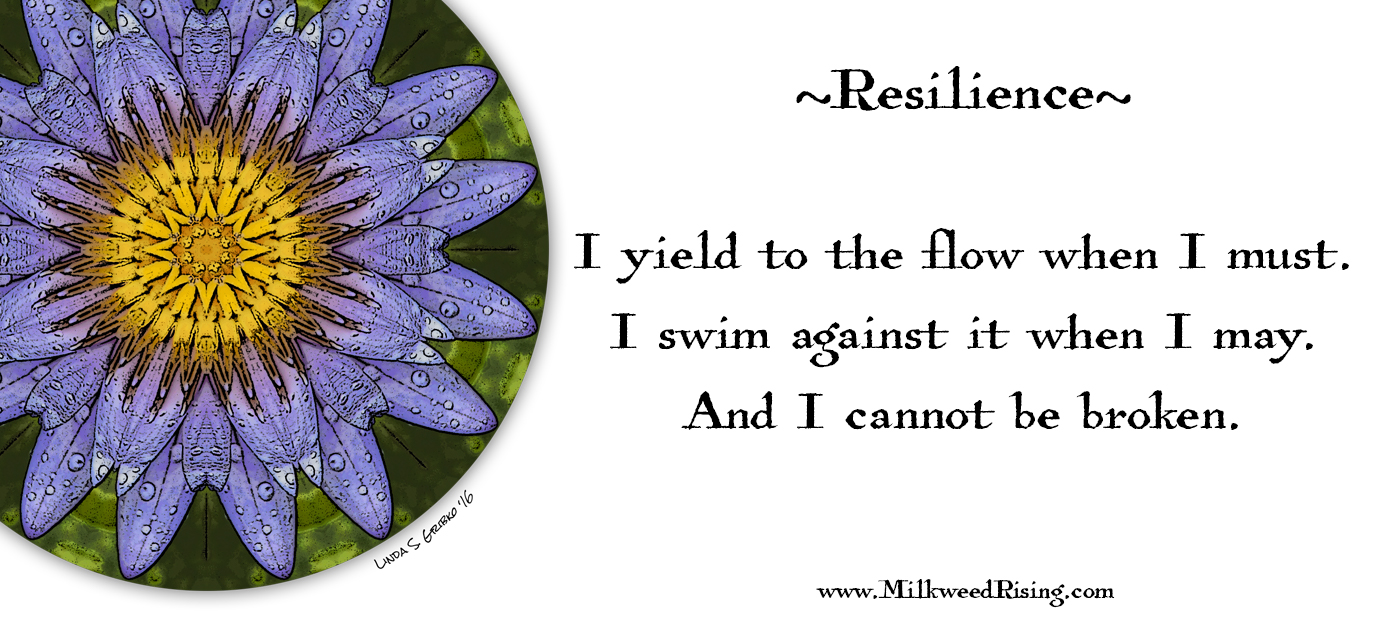 Resilience Affirmation Card