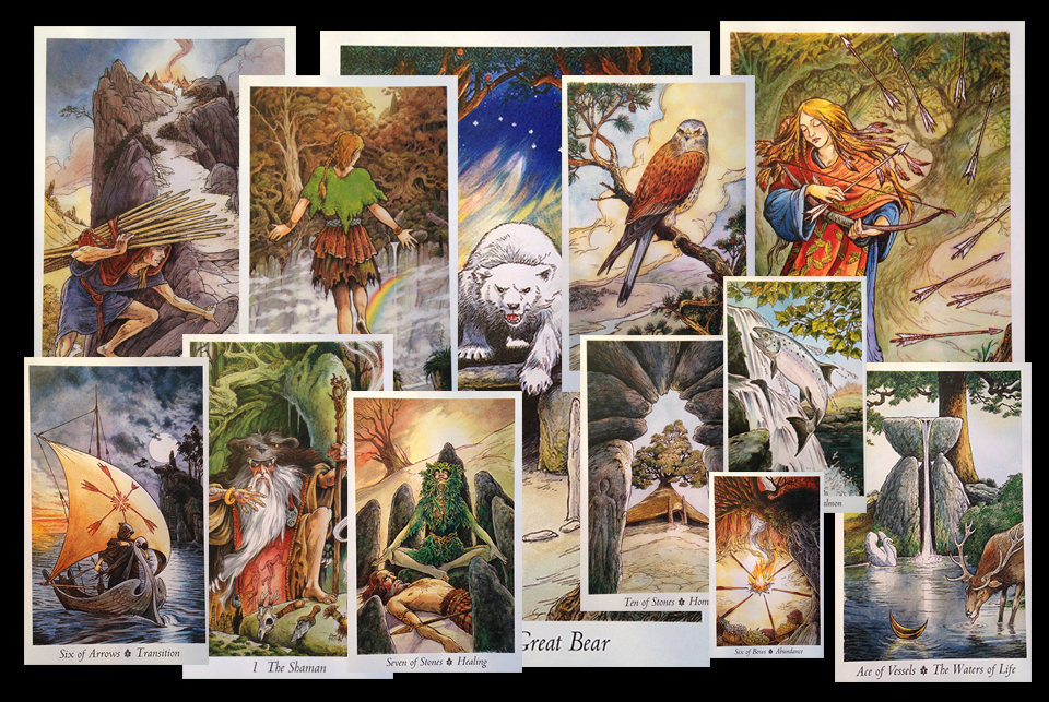 2018 Divinations:  January – December