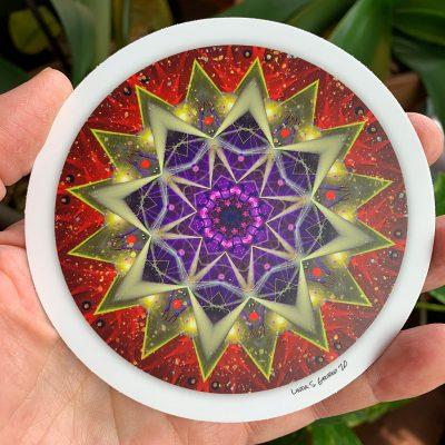 Phish Concert Mandala